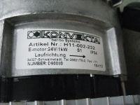 Zdjęcie produktu: Silnik prądu stałego KONVEKTA
